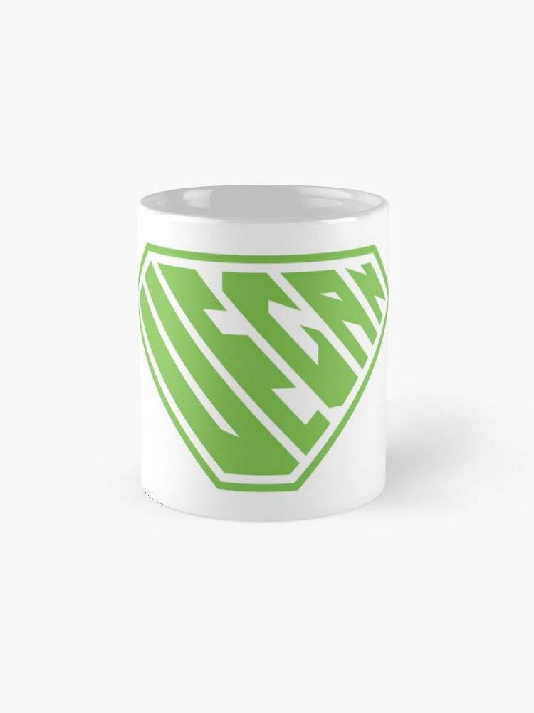 Alternate view of Vegan SuperEmpowered (Green) Mugs