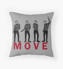 "Shinee's Taemin ""Move"" Design Throw Pillow"
