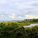 New England Seaside in September by SummerJade
