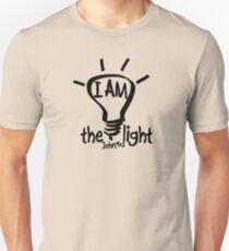 JOHN 9:5  I AM THE LIGHT Unisex T-Shirt
