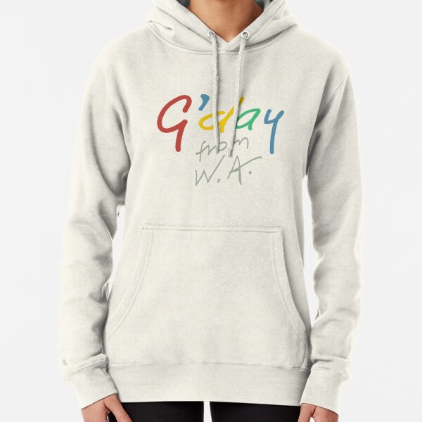G'day from WA Pullover Hoodie