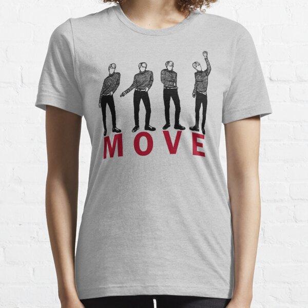 "Shinee's Taemin ""Move"" Design Essential T-Shirt"