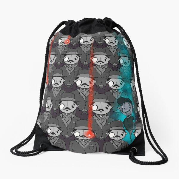 Be Different x IamTonyTrip Drawstring Bag