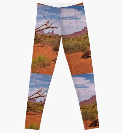 Gnarled Beauty of the Valley Leggings