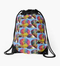 Grounded  Drawstring Bag
