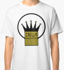 Old Style Crown Infill Classic T-Shirt