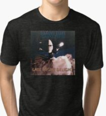 Late Night Delight by Luxury Elite and Saint Pepsi Tri-blend T-Shirt