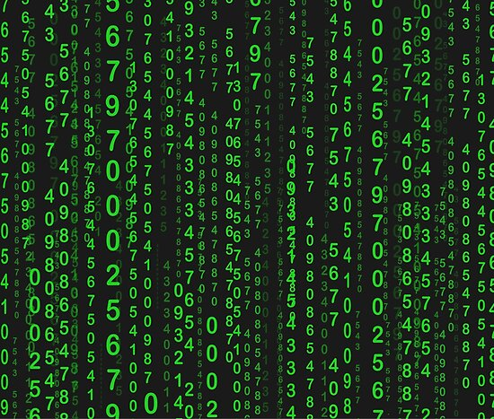 """""""The Matrix Code"""" Posters by nolamaddog 