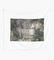 castle under Gellert hill Budapest Wall Tapestry
