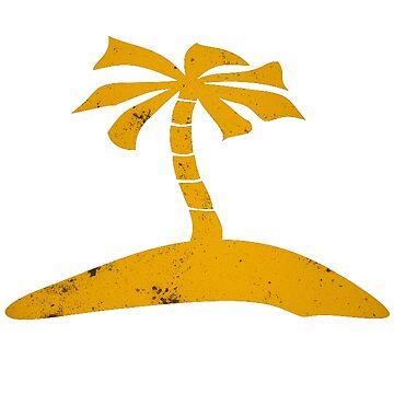 Palm Tree by Edvinas