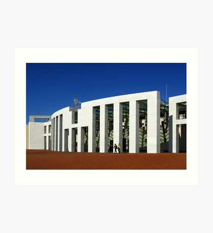 Parliament House Art Print