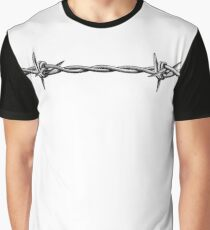 Barbed wire Graphic T-Shirt