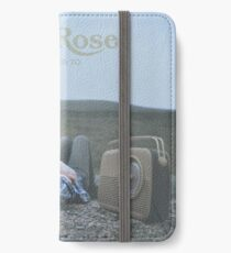 Lucy Rose - like i used to LP Sleeve artwork Fan art iPhone Wallet/Case/Skin