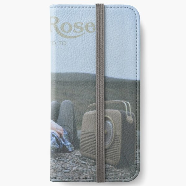 Lucy Rose - like i used to LP Sleeve artwork Fan art iPhone Wallet