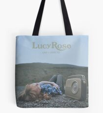 Lucy Rose - like i used to LP Sleeve artwork Fan art Tote Bag
