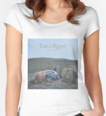 Lucy Rose - like i used to LP Sleeve artwork Fan art Women's Fitted Scoop T-Shirt