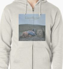 Lucy Rose - like i used to LP Sleeve artwork Fan art Zipped Hoodie