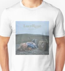 Lucy Rose - like i used to LP Sleeve artwork Fan art Unisex T-Shirt