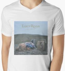 Lucy Rose - like i used to LP Sleeve artwork Fan art Men's V-Neck T-Shirt