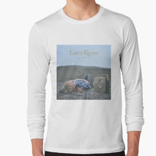 Lucy Rose - like i used to LP Sleeve artwork Fan art Long Sleeve T-Shirt