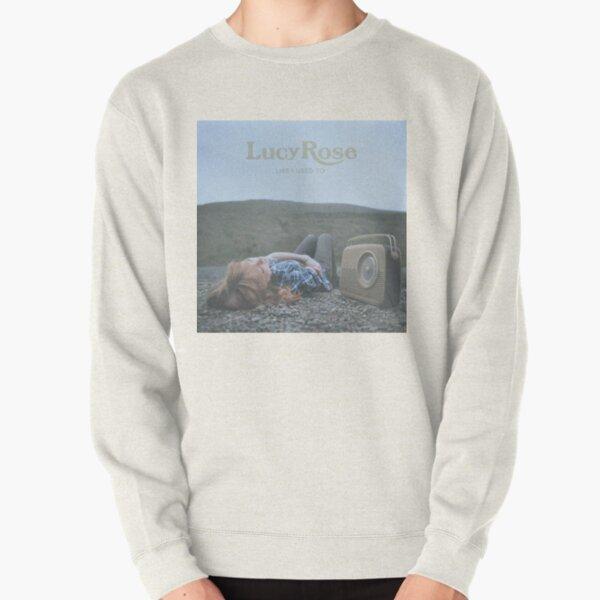 Lucy Rose - like i used to LP Sleeve artwork Fan art Pullover Sweatshirt