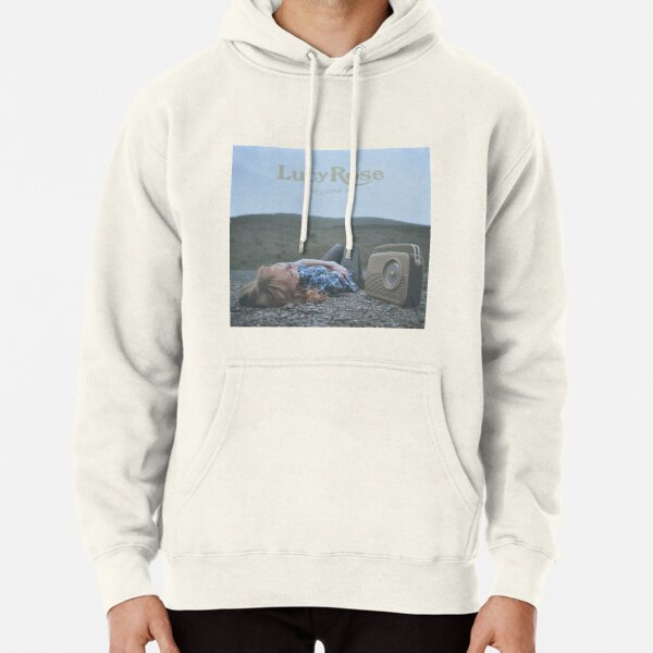 Lucy Rose - like i used to LP Sleeve artwork Fan art Pullover Hoodie