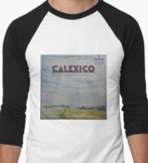 Calexico - The thread that keeps us LP Sleeve artwork Fan art Baseball ¾ Sleeve T-Shirt