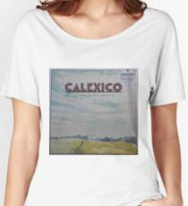 Calexico - The thread that keeps us LP Sleeve artwork Fan art Women's Relaxed Fit T-Shirt