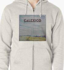 Calexico - The thread that keeps us LP Sleeve artwork Fan art Zipped Hoodie