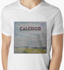 Calexico - The thread that keeps us LP Sleeve artwork Fan art Men's V-Neck T-Shirt
