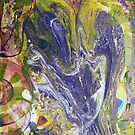the Fruit of Hope, original Abstract painting by Dmitri Matkovsky
