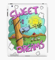 Sweet Dreams - Cute Sleeping Koala iPad Case/Skin