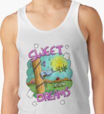 Sweet Dreams - Cute Sleeping Koala Tank Top