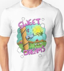 Sweet Dreams - Cute Sleeping Koala Slim Fit T-Shirt