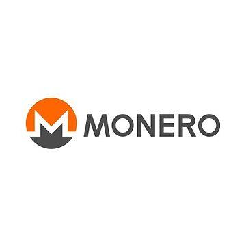 Monero Logo Icon by sfw-media