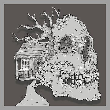 Skull@home by Salemart1
