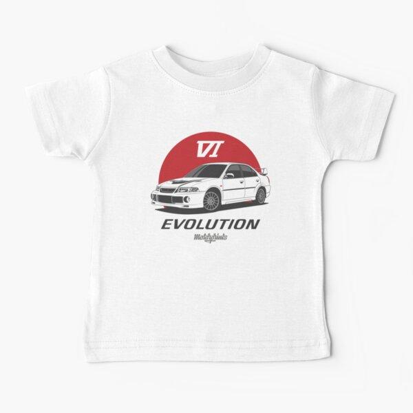 EVO VI (white) Baby T-Shirt