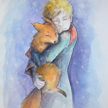 The little prince by LauraMSS