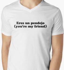 Pendejo V-Neck T-Shirt