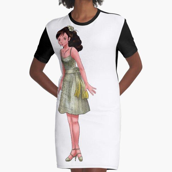 Cory Catfish Dress Graphic T-Shirt Dress