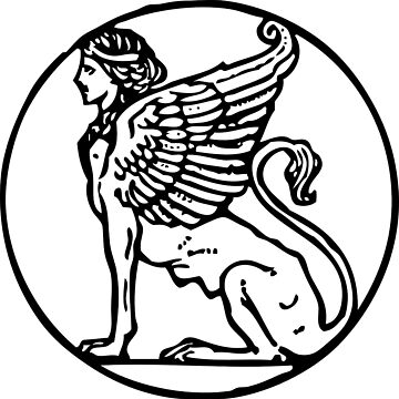 Lamassu God Wings, Lion by sfw-media