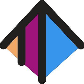 Color Piramid by Edvinas