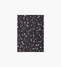 Tiny flowers Art Board