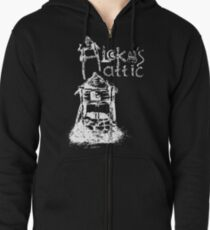 Aleka's Attic - River Phoenix Zipped Hoodie