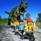 Arrr-grrr-arrr! by bricksailboat