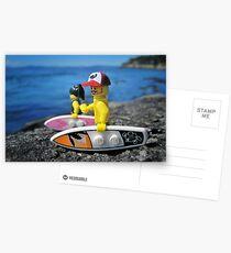 Surf's Up! (2 of 3) Postcards