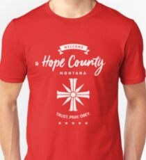 Welcome To Hope County Unisex T-Shirt