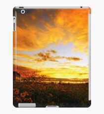 Sky Fire iPad Case/Skin