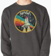 USA Space Agency Vintage Farben V03 Sweatshirt