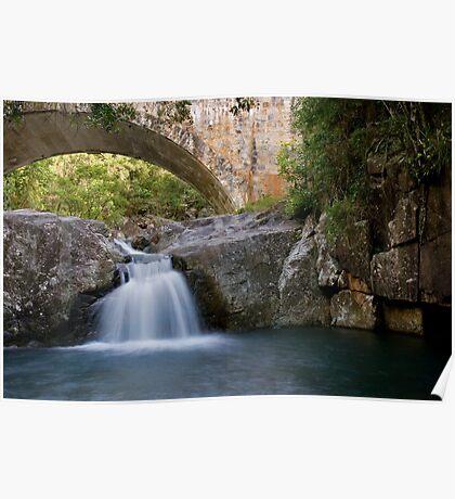 Little Crystal Creek, Paluma Poster